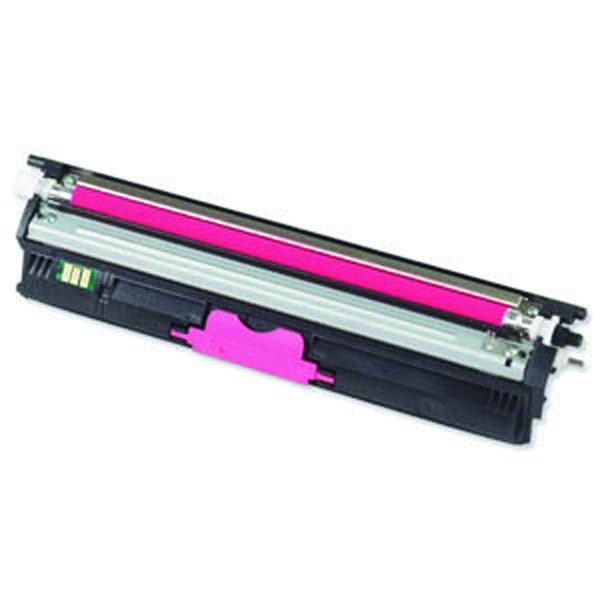 Oki C110/C130 1.5K Magenta Laser Toner Cartridge 44250718