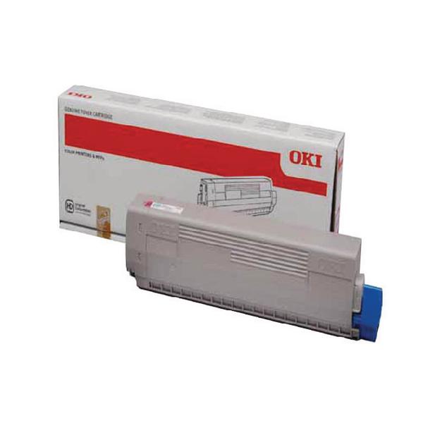 Oki Magenta Toner Cartridge 44844614