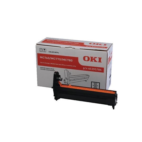 Oki MC760/MC770/MC780 Imaging Unit Black 45395704