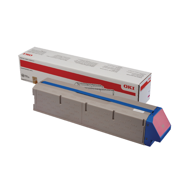 Oki Magenta Toner Cartridge High Capacity 45536506