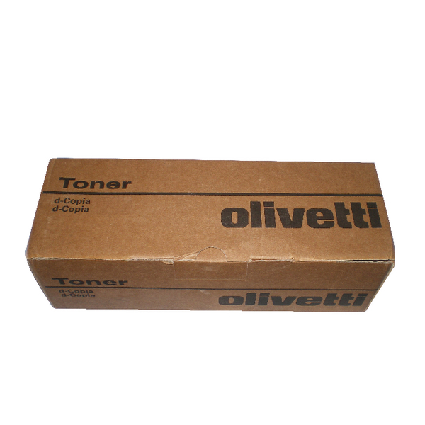 Olivetti D-Color MF220/MF280 Cyan Toner Cartridge B0857
