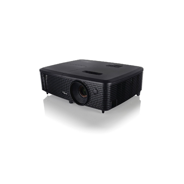 Image for Optoma Black Portable Projector W330