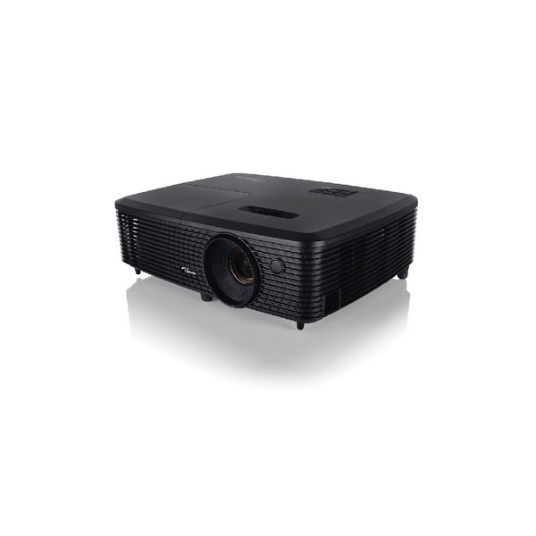 Image for Optoma Black Portable Projector DX349