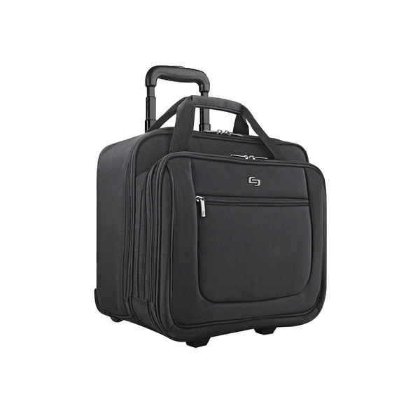 Solo Mobile 17inch Wheeled Laptop Case