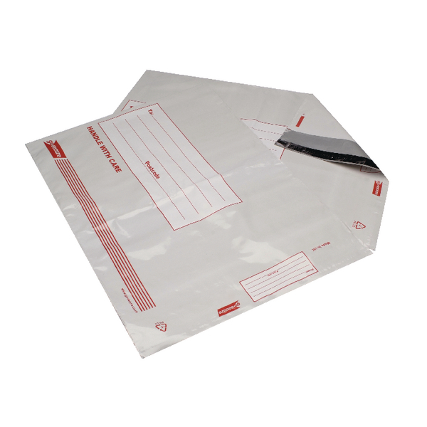 Gosecure XStrong Poly Env 245x320mm Pk25