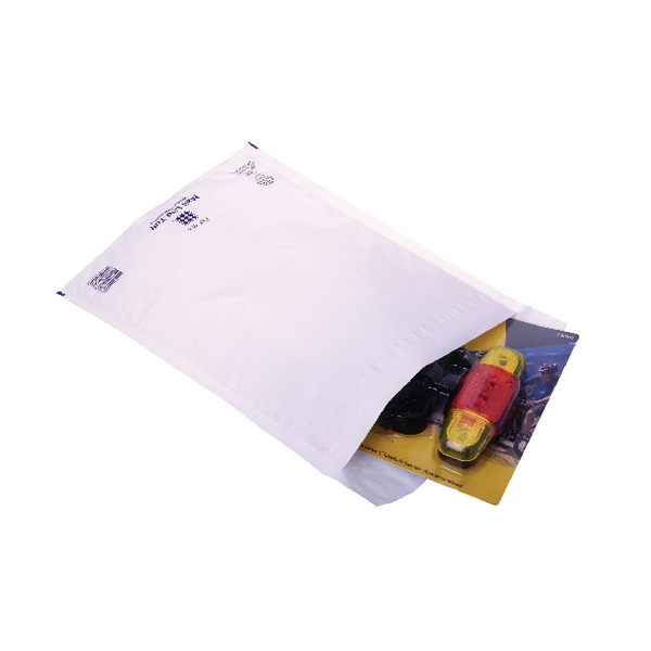 Ampac Envelopes 230x345mm Extra Strong Polythene Padded Bubble Lined Opaque (Pack of 100) KSB-3