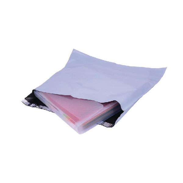 GoSecure Envelope Extra Strong Polythene 440x320mm Opaque (Pack of 20)