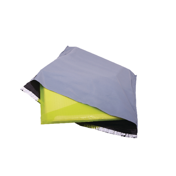 Image for Ampac Extra Strong Oxo-Biodegradable Polythene Envelope 400x430mm Opaque (Pack of 100) KSV-BIO5