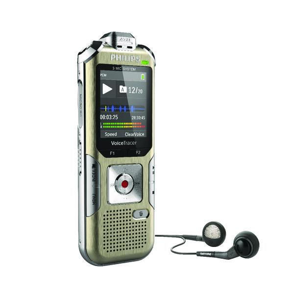 Image for Philips DVT8010 Digital Voice Tracer