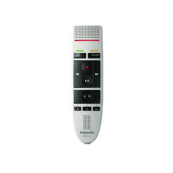 Image for Philips SpeechMike Dictation Microphone Push Button LFH3200