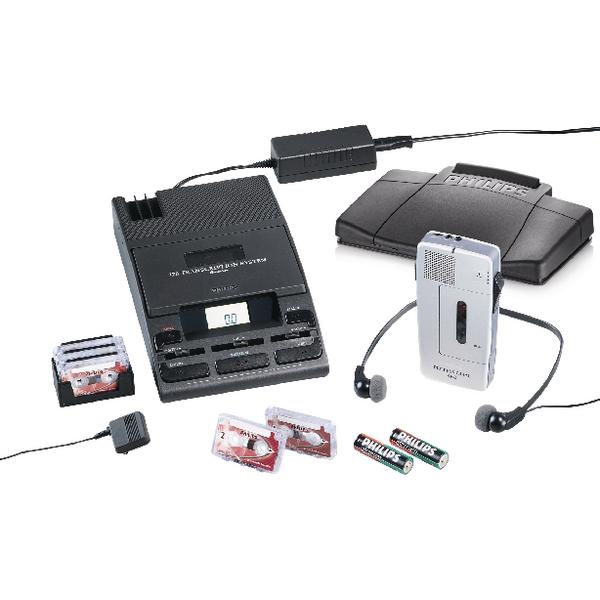 Image for Philips Pocket Memo Dictation/Transcription Set LFH0067
