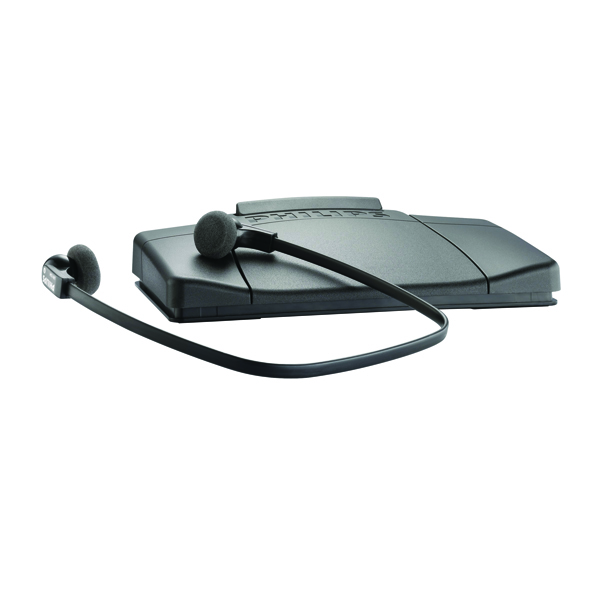 Image for Philips Black SpeechExec Digital Transcription Set LFH7177