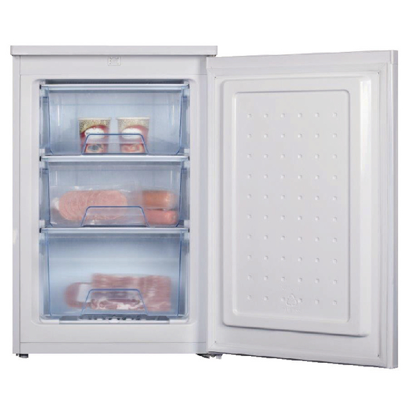 Statesman Under Counter Freezer White 55cm U355W