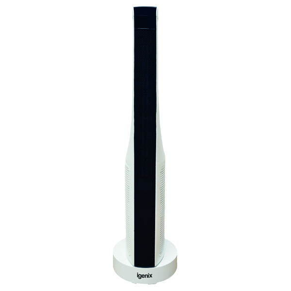 Image for 2kW PTC Ceramic Tower Fan Heater White IG9032