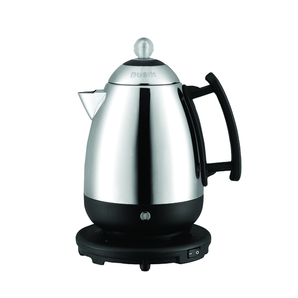 Dualit 1.5L Cordless Coffee Percolator Stainless Steel DA0601
