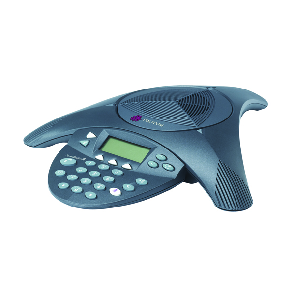 Image for Polycom SoundStation2 Conference Phone 2200-16000-102