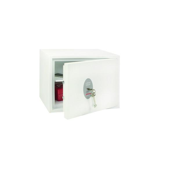 Phoenix Fortress White High Security Burglary Safe SS1182K