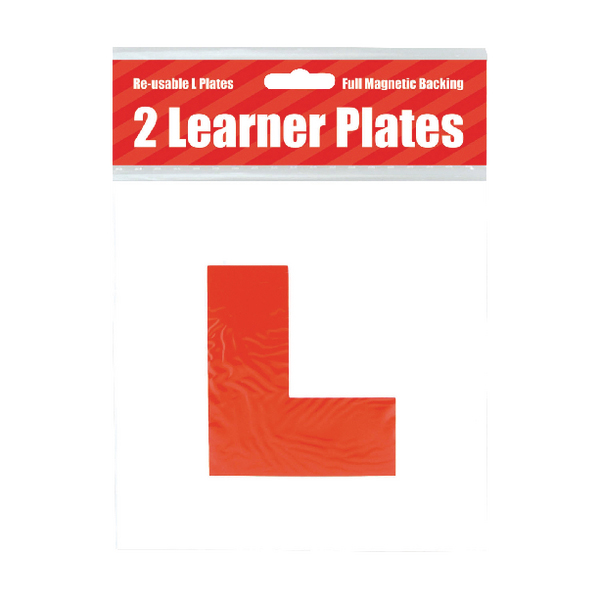 2 Magnetic L Plates (Pack of 10) C398