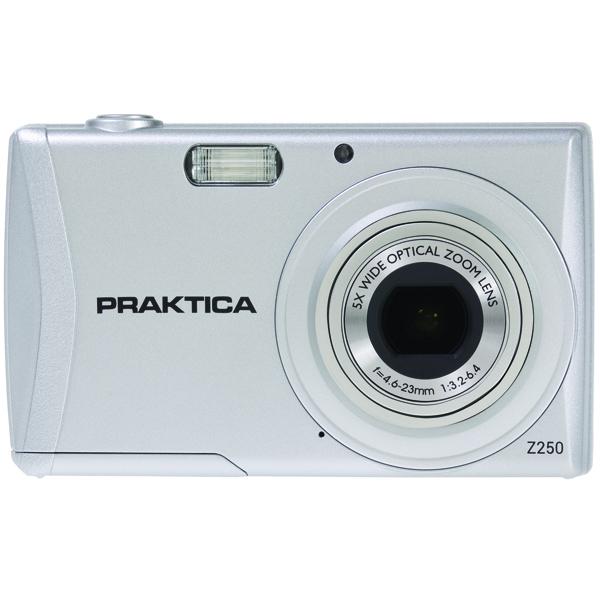 Praktica Luxmedia Z250 20mp 5x 64mb Camera (Shoots HD 720p video) Z250-S