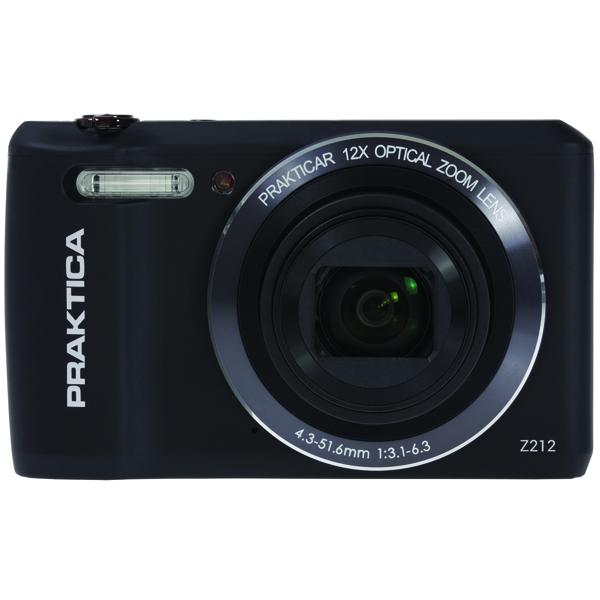 Image for Praktica Luxmedia Z212 20mp Camera Z212-BK