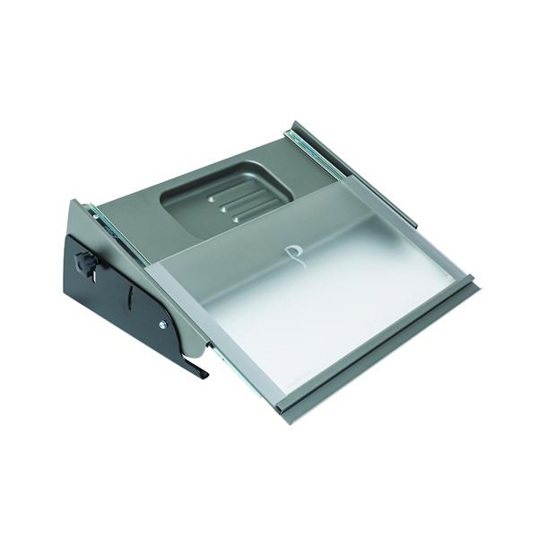 Posturite Standard Multirite Document Holder and Writing Slope Black and Grey 9280403