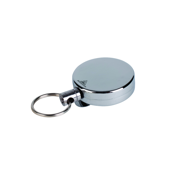 Image for Announce Badge Reel Chrome 660mm (Pack of 10)