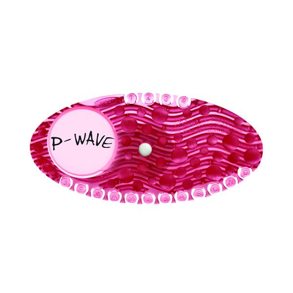 P-Wave P-Curve Air Freshener Spiced Apple (Pack of 10) WZCV60SA