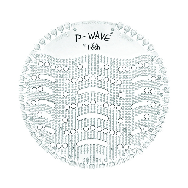 P-Wave Urinal Screen Honeysuckle (Pack of 10) WZDS60HS