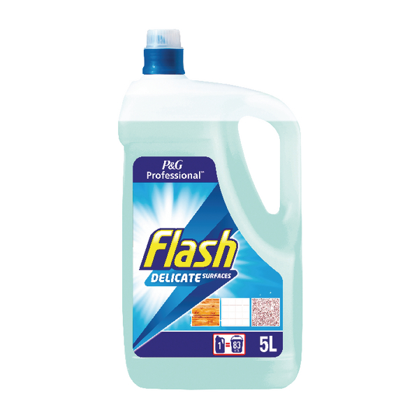 FLASH NEUTRL MULTISURF FLOOR CLEANER 5L