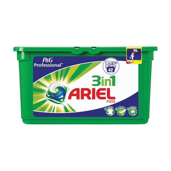 Ariel Tub Liquitabs (Pack of 135) 5410076361281