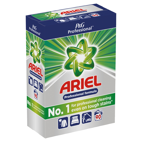 Ariel Biological Washing Powder 5.85kg 4084500949980