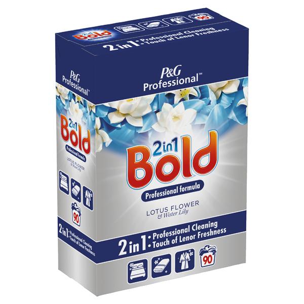 Bold Crystal Rain Washing Powder 5.33kg 4084500960091