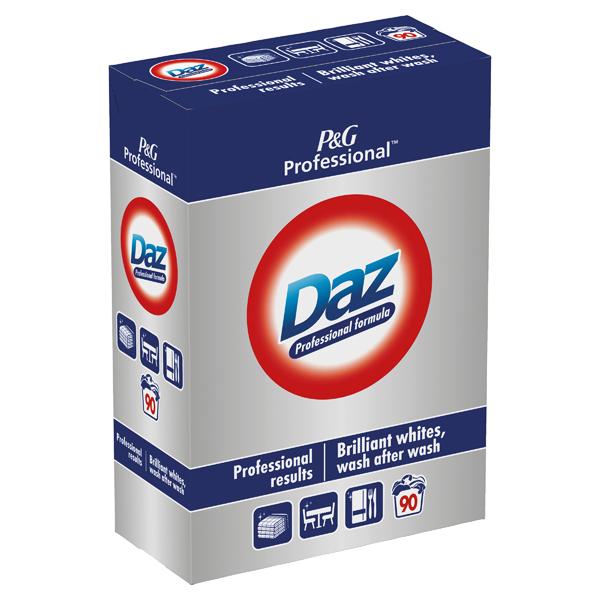 Daz Regular Washing Powder 90 Washes 4084500960091