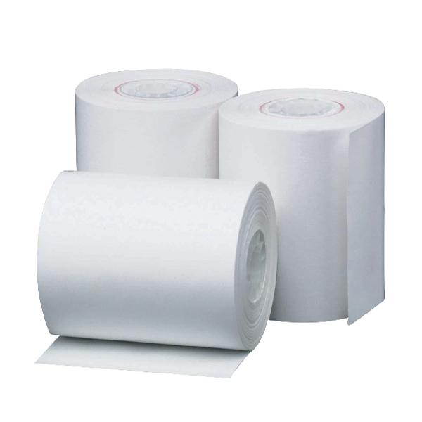 Prestige Till Rolls 1-Ply 44mmx70mm White RE04023