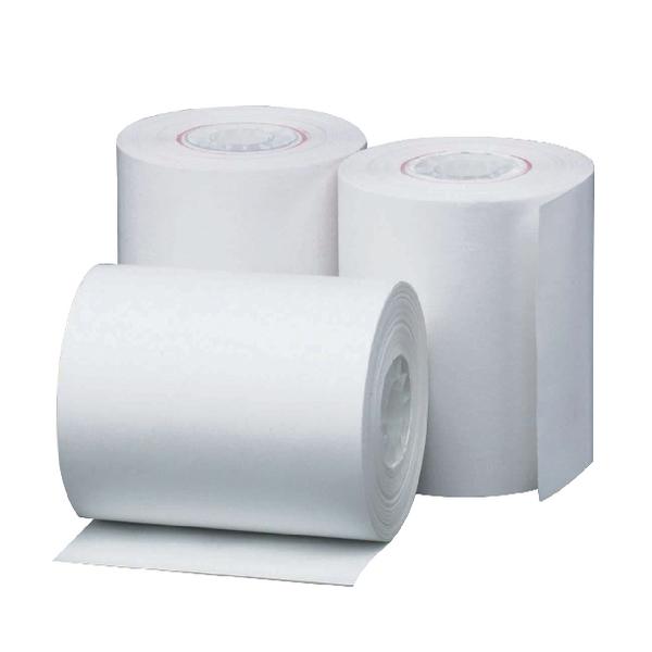 Prestige Till Rolls 1-Ply 76mmx76mm White RE04055