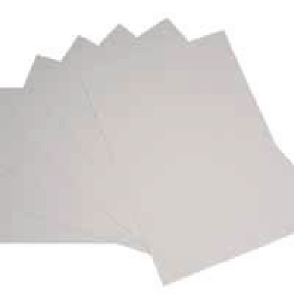 Image for Office A4 Card 205gsm White (Pack of 20) KHR121010
