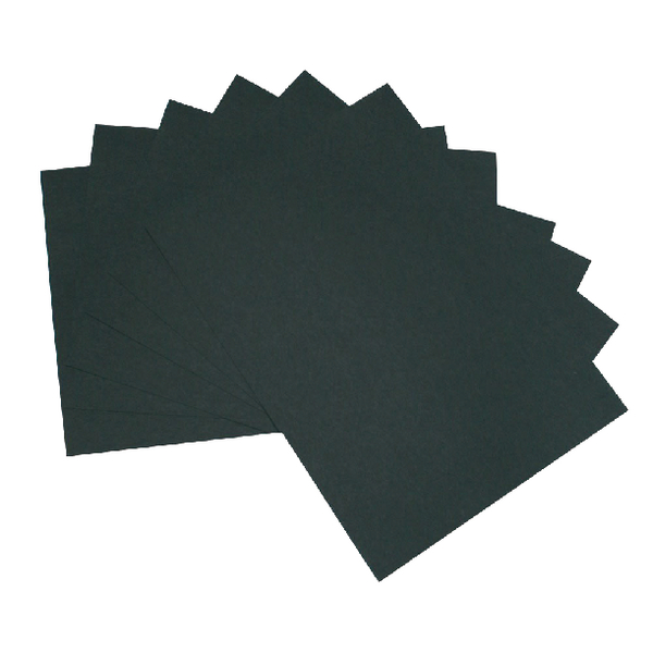 Office A3 Card 210gsm Black (Pack of 20) KHR121015