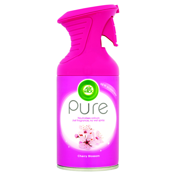 Image for Air Wick Pure Cherry Blossom Spray 250ml 3013416