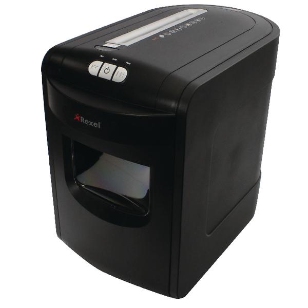 Rexel Black Mercury REX1023 Cross-Cut Shredder 2101995