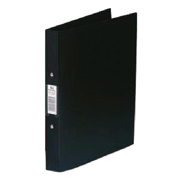 Rexel Budget 2 A4 Ring Binder Black (Pack of 10) 13422BK