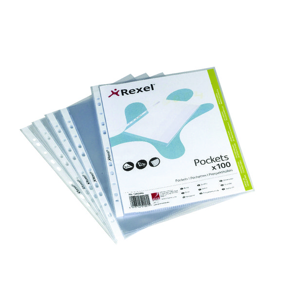 Plastic Folders & Pockets
