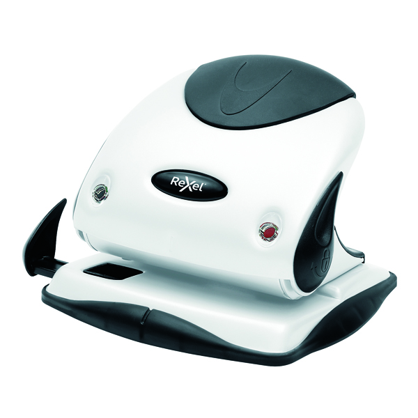 Rexel Choices Hole Punch P225 White