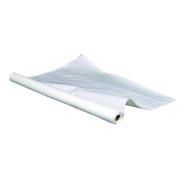 White Banquet Table Roll (50 Metres) 2232