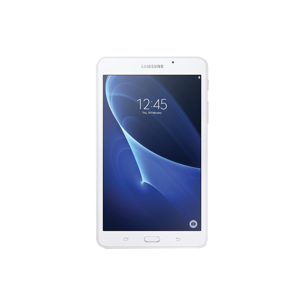 Image for Samsung Galaxy Tab A 7.0 WIFI 8GB White SM-TM280NZWABTU (0)