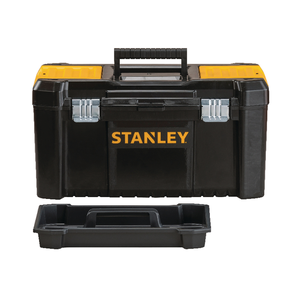 Image for Stanley 19 Inch Toolbox Black and Yellow STHT1-75521
