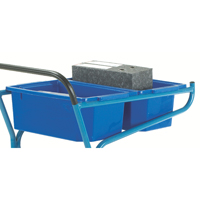Image for Small Container Order Picking Trolley