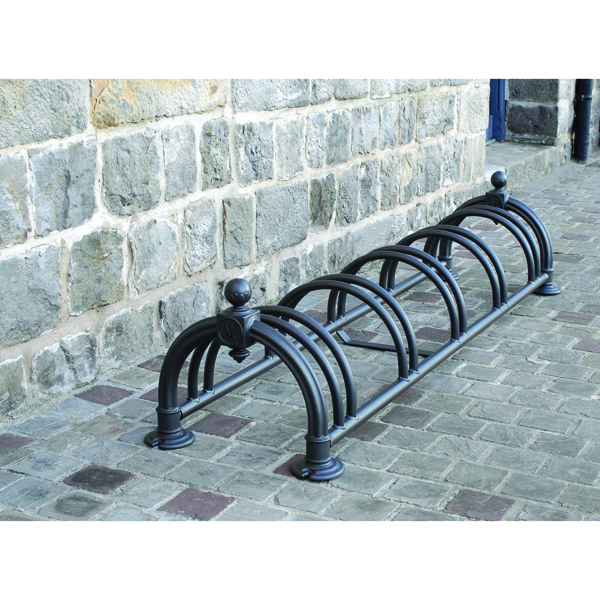 Cycle Rack Versaille Black 383767
