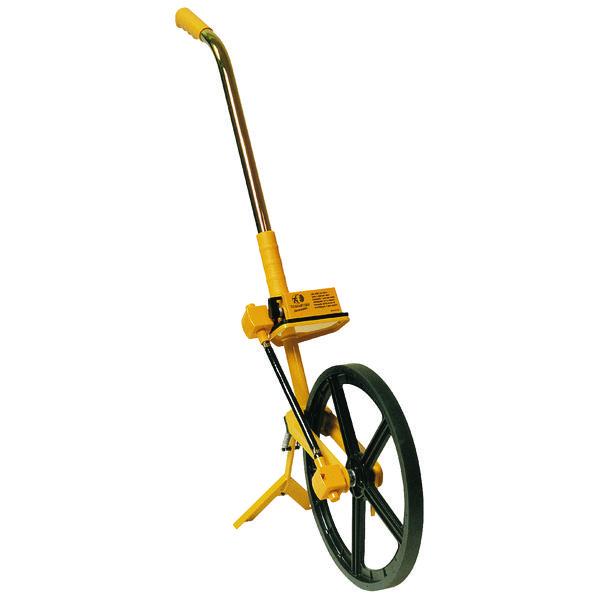 Road Measurer Metric Yellow (6 digit measuring unit) 308425