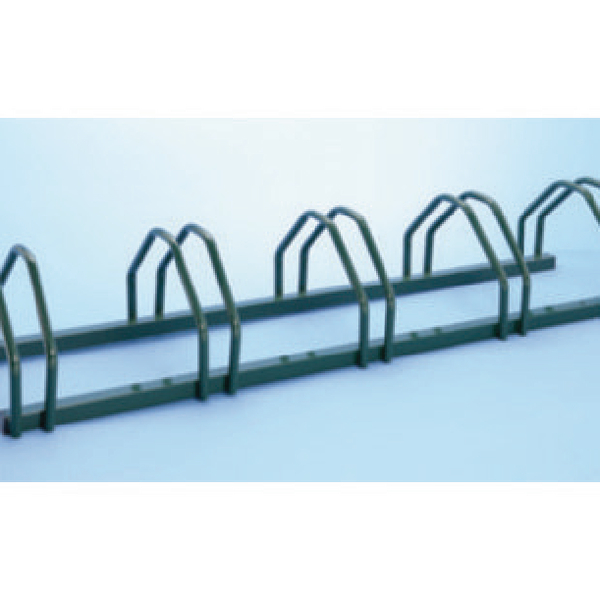 Image for Cycle Rack 5-Bike Capacity Aluminium 309713