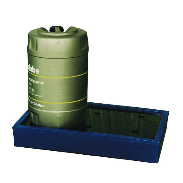 Can Tray Blue 2x25 Litre 312732